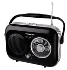 HYUNDAI PR 100 Retro rádió