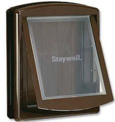Staywell dvířka s transparentním flapem velká