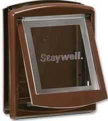 Staywell dvířka s transparentním flapem malá