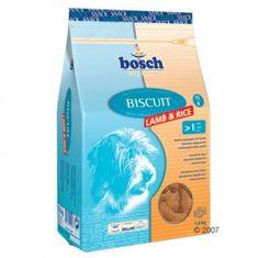 Bosch przekąska dla psa Biscuit Lamb & Rice 5 kg