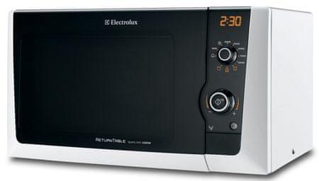 Electrolux EMS 21400 Mikrohullámú sütő, Fehér