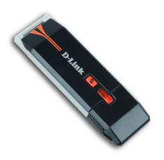 D-LINK DWA-125 bezdrátový N 150 USB Adaptér