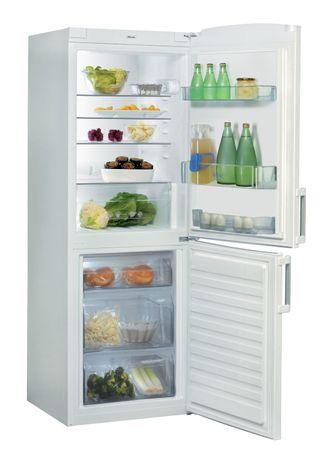 Whirlpool WBE 3112 A+W alulfagyasztós hűtőszekrény
