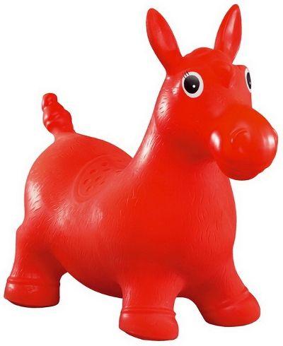 John Hopsadlo Ponny červená