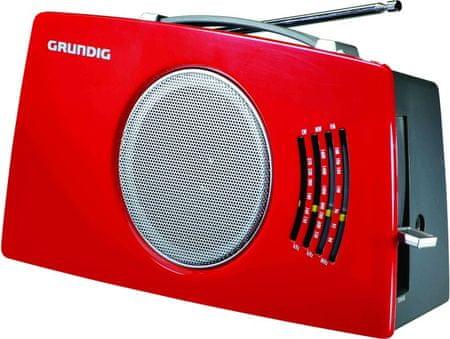Grundig RP 4900 červené