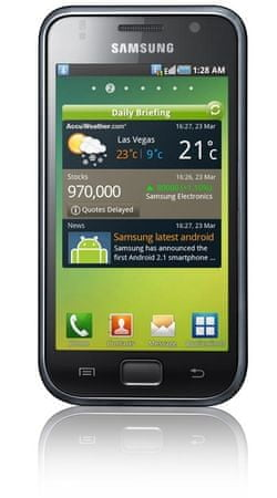 Samsung Galaxy S i9000 Metallic Black