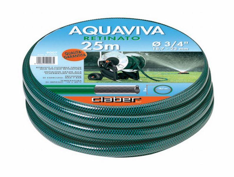 """Claber 9007 - Aquaviva 3/4"""" - 25m"""