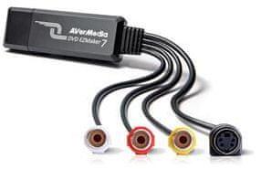 AVerMedia DVD EZMaker 7, USB2.0