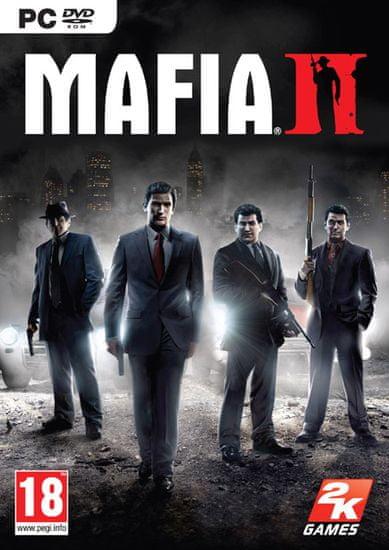 2K games Mafia II / PC