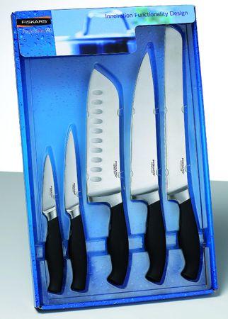 Fiskars Zestaw 5 noży 857379