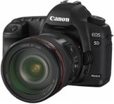 Canon EOS 5D Mark II + EF 24-105 L IS USM