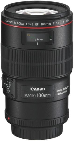 Canon EF 100 mm f/2,8 MACRO L IS USM