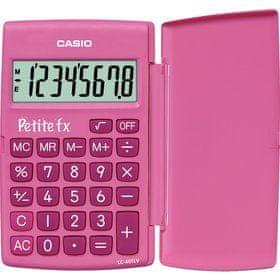 Casio kalkulator LC-401LV, roza