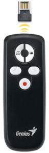 Genius Media Pointer 100, USB presentér