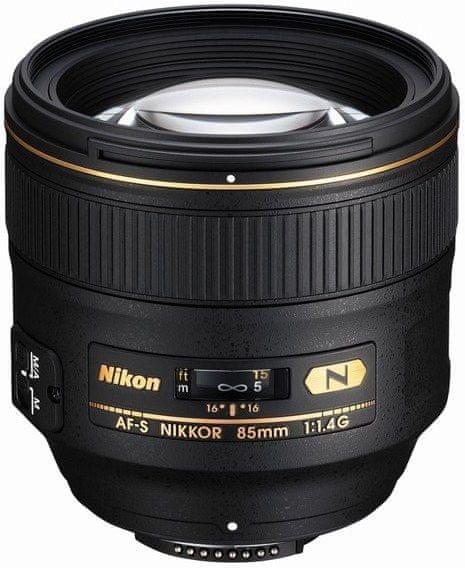 Nikon Nikkor AF 85 / 1,4 G