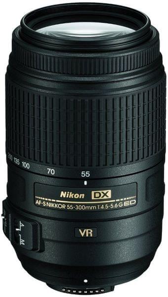 Nikon Nikkor AF-S 55-300 mm f/4,5-5,6 G ED VR