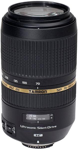 Tamron 70-300 mm f/4-5,6 SP Di VC USD pro SONY (5 let záruka)