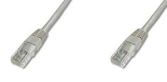 PremiumCord kabel UTP RJ45, kat.5e, 7m