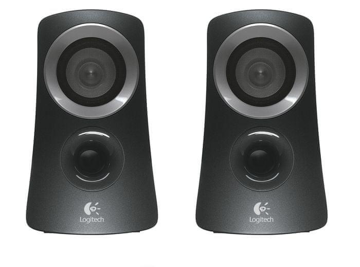 Logitech Speaker System Z313 - rozbaleno