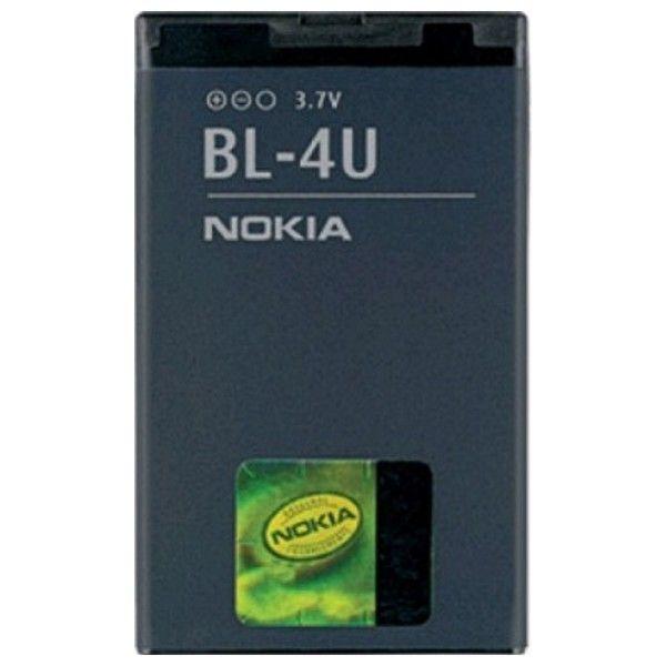 Nokia baterie BL-4U Li-ion, 1100 mAh, bulk
