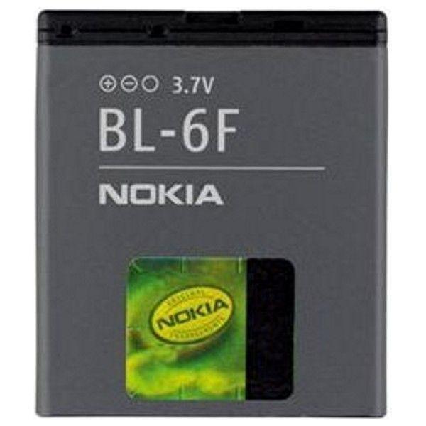 Nokia baterie BL-6F - 6290/ N95 8GB/ N78, Li-ion 1200mAh,bulk