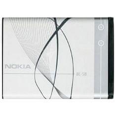 Nokia BL-5B Akkumulator, 890 mAh, Li-ion