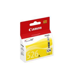 Canon CLI-526Y (4543B001), žlutá
