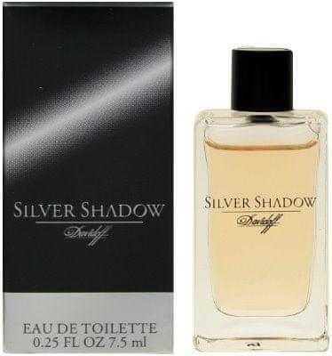 Davidoff toaletna voda Silver Shadow, 100 ml