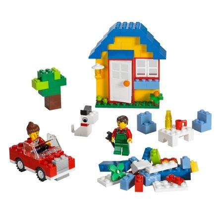 Lego Creator 5899 Stavební Sada Domy Parametry Mallcz