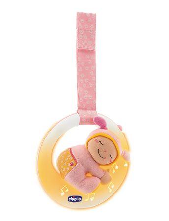 Chicco izzó rózsaszín tündér