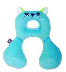 BenBat Nákrčník s opierkou hlavy 1-4 roky - Mačka