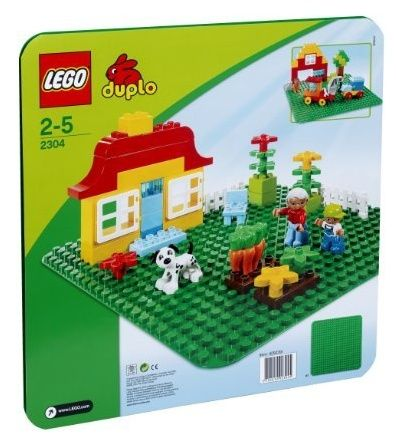 LEGO® DUPLO® 2304 Velká podložka na stavění