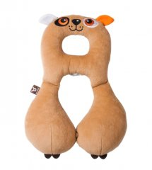 BenBat Nákrčník s opierkou hlavy 4-8 let - pes
