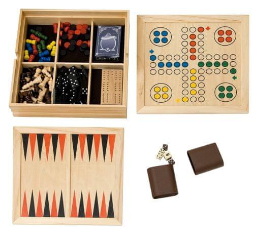 Woody Velká stolní hra