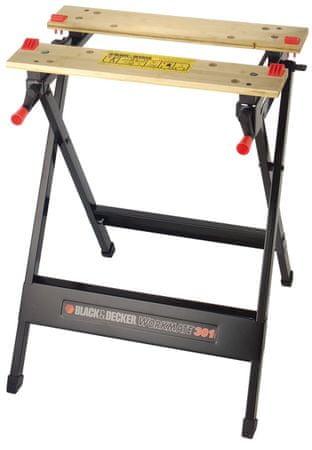 Black+Decker delovna miza WM301