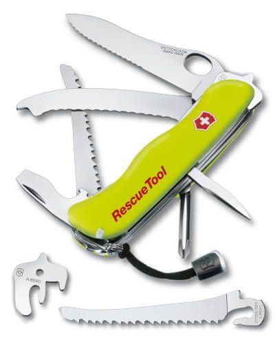 Victorinox žepni nož Rescue Tool 0.8623.MWN