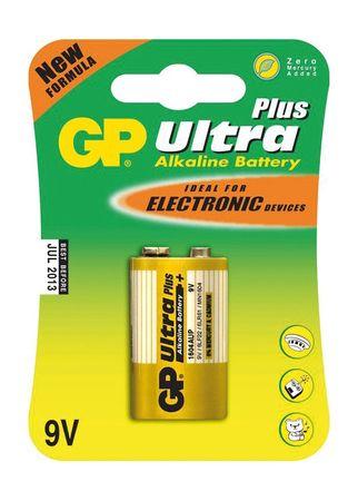 GP baterija ULTRA PLUS 6LF22, 1 kos