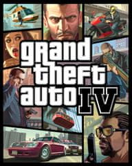 Take 2 GTA IV Complete Edition Xbox 360
