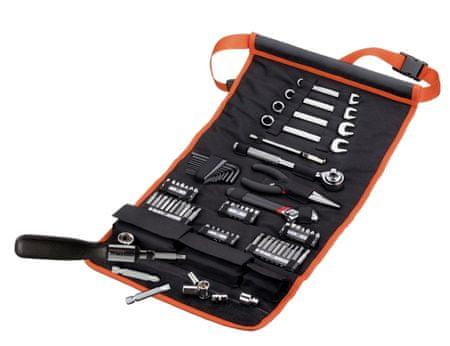 Black+Decker zestaw narzędzi A7063 - 76 części