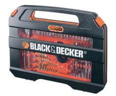Black+Decker komplet orodja A7154, 100kos