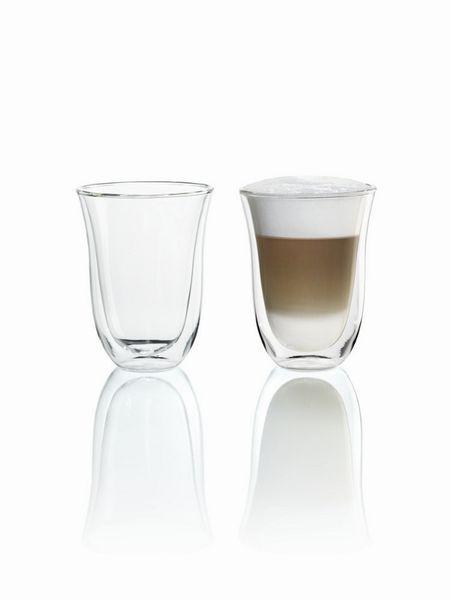 De'Longhi 2 Latte macchiato skleničky