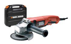 Black&Decker KG1200K Sarokcsiszoló