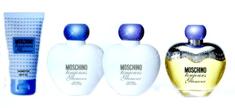 Moschino Zestaw Toujours Glamour EDT 100 ml + balsam 100 ml + żel 100 ml + krem do ciała 50ml