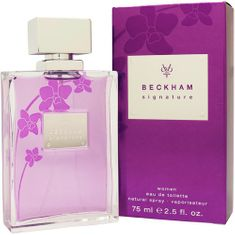 David Beckham Signature for Her EDT