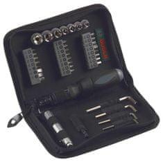 Bosch garnitura ročnega orodja (2607019506), 38 kos