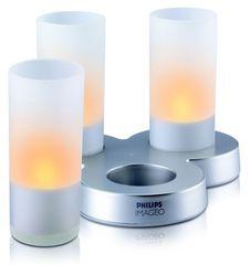 PHILIPS (69108/32/PH) CandleLights Asztali lámpa