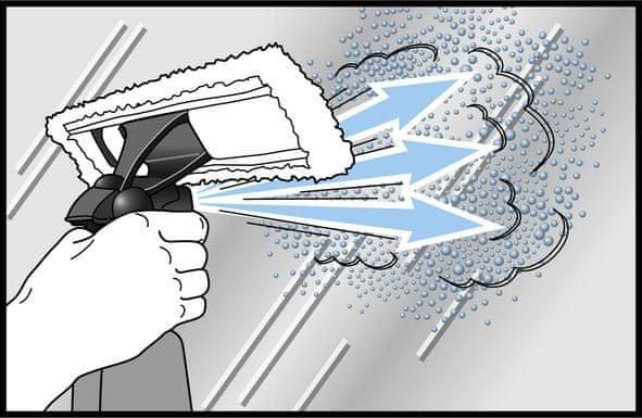 Kärcher Kärcher 1.633-426.0 WV 2 Premium 10 Years Edition aku stěrka na okna