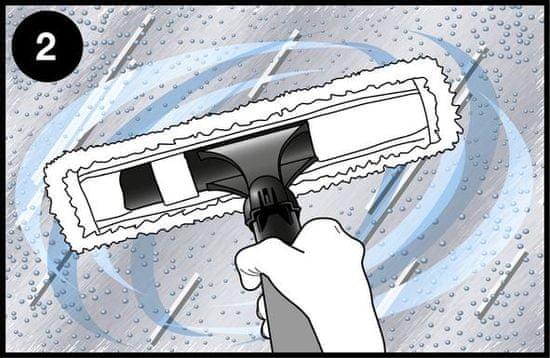 Kärcher 1.633-169.0 WV Classic aku čistič okien