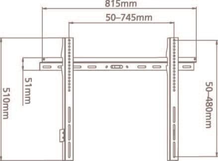 Stell SHO 1021B (fixní držák)