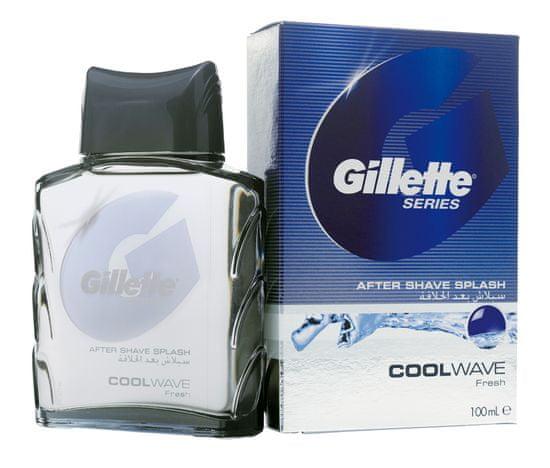 Gillette Woda po goleniu Series Cool Wave 100 ml